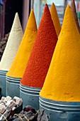 Spice stall,Morocco