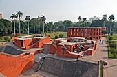 Jantar Mantar observatory,Delhi,India