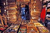 Museum storeroom