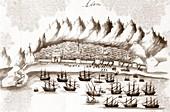 Portuguese outpost,Aden,1500s