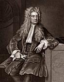 Isaac Newton,English physicist
