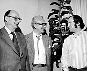 Bardeen and Gell-Mann,quantum physicists