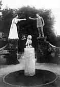 George Hale and Alicia Mosgrove