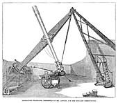 Lawson's telescope,1853