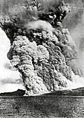 Eruption of Mount Pelee,1902