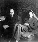 Lifshitz and Landau,Soviet physicists