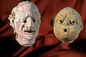 Theatre masks,Alexandria