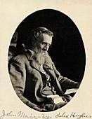 John Muir,US naturalist