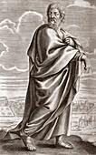 Seusippus,Greek philosopher