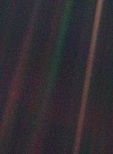 Pale Blue Dot,Voyager 1 image