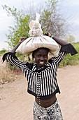 Young girl,Sudan
