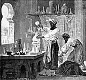 Rhazes,Islamic scholar