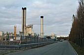 Combined heat and power station,Cheshire