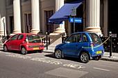 Recharging electric cars