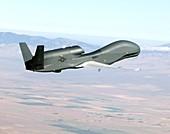 Global Hawk unmanned aerial vehicle