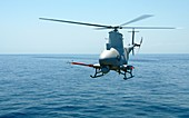 Fire Scout unmanned aerial vehicle