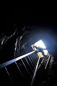 WWI tunnels,Chemin des Dames