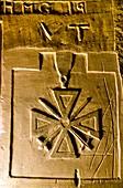 WWI carving,Chemin des Dames