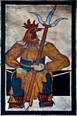 Tao god of breeding,China