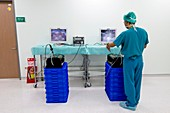 Keyhole surgery training centre,Taiwan