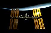 International Space Station,2010