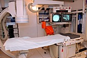 Angioplasty surgical suite