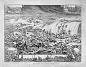 Galveston hurricane storm surge,1900