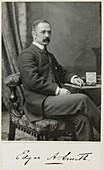 Edgar A Smith,British zoologist