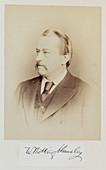 William B. Hemsley,British botanist