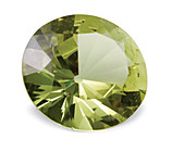 Hope Chrysoberyl gemstone