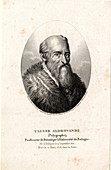 Ulisse Aldrovandi,Italian naturalist