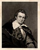 John James Audubon,French-US naturalist