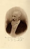 Abraham Dee Bartlett,British zoologist