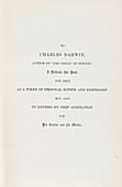 Dedication by Wallace to Darwin,1869