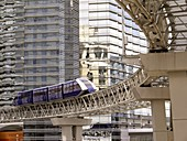 Elevated tramway
