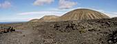 Extinct volcano,Lanzarote