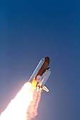 Discovery's final launch,2011
