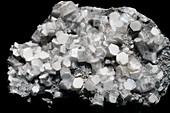 Crystalline calcite