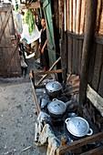 Outdoor kitchen,Madagascar