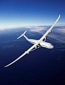 Volt future aircraft,artwork