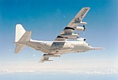 Met Office 'Snoopy' Hercules aircraft