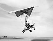 NASA Paresev glider