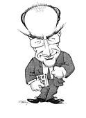 Matt Ridley,caricature