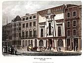 1816 Bullocks Museum curios and fossils