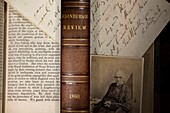 1860 Adam Sedgwick review of Darwin