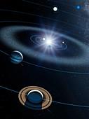 Solar System,artwork