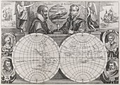 Circumnavigators,16th to 17th century
