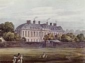Montagu House,London ,artwork