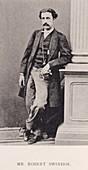 Robert Swinhoe,British naturalist
