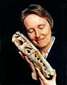 Angela Milner,British palaeontologist